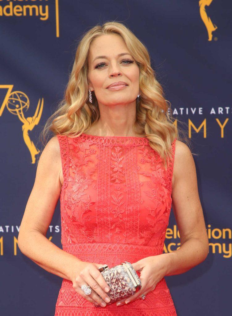 Jeri Ryan at the 70th Primetime Creative Arts Emmy Awards ...
