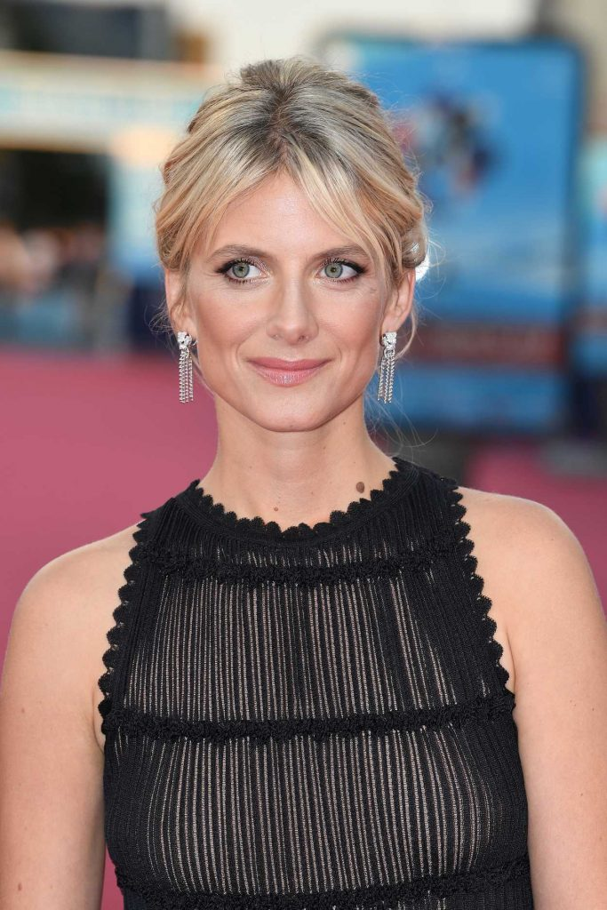 Melanie Laurent at the Galvetstone Premiere During the ...