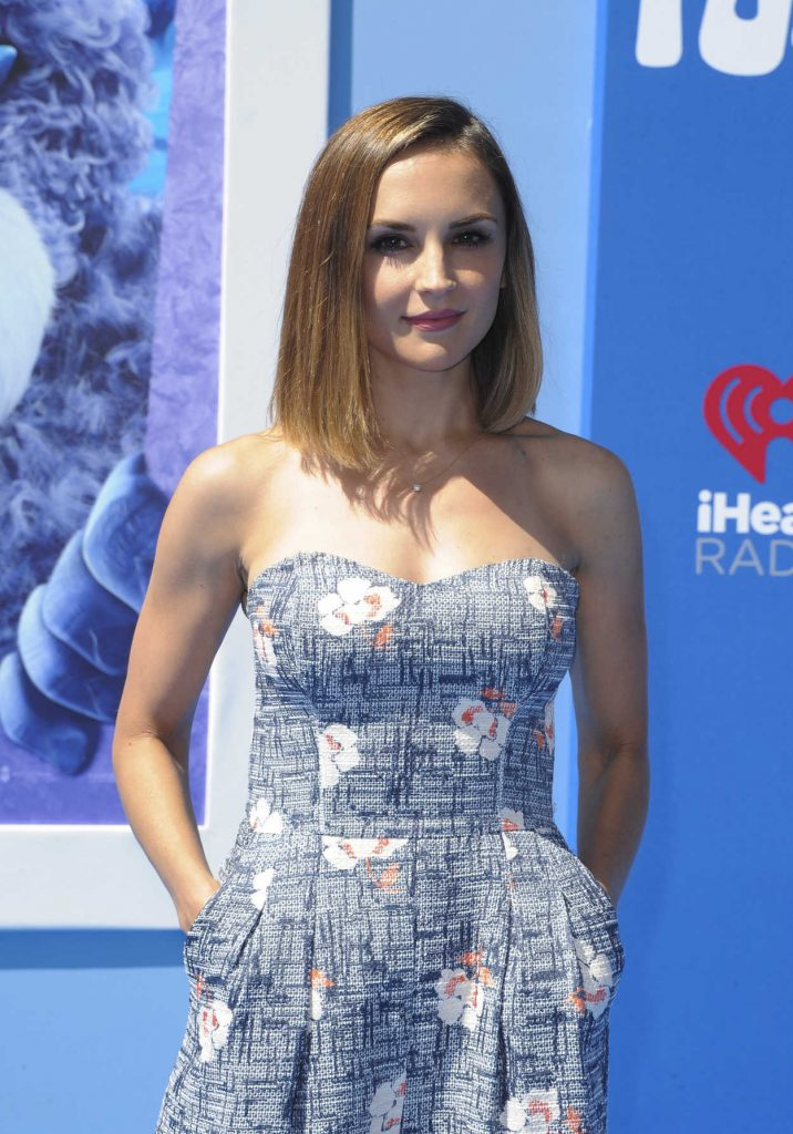 Rachael Leigh Cook at Smallfoot Premiere in LA 09/22/2018 ...