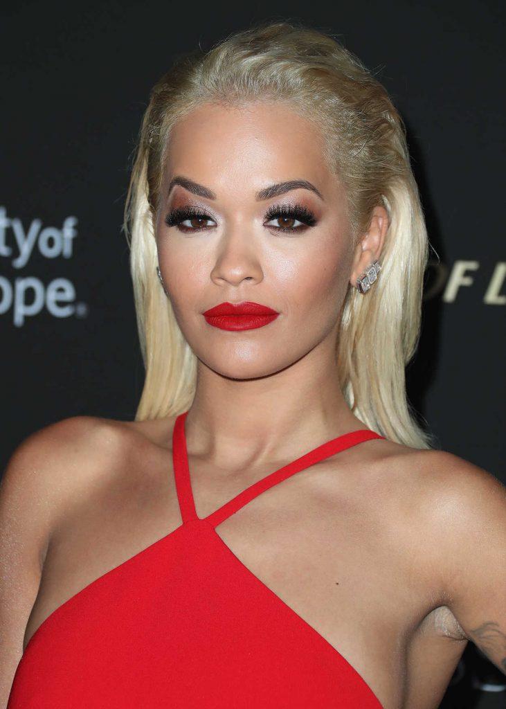 Rita Ora Attends City Of Hope Gala In La X