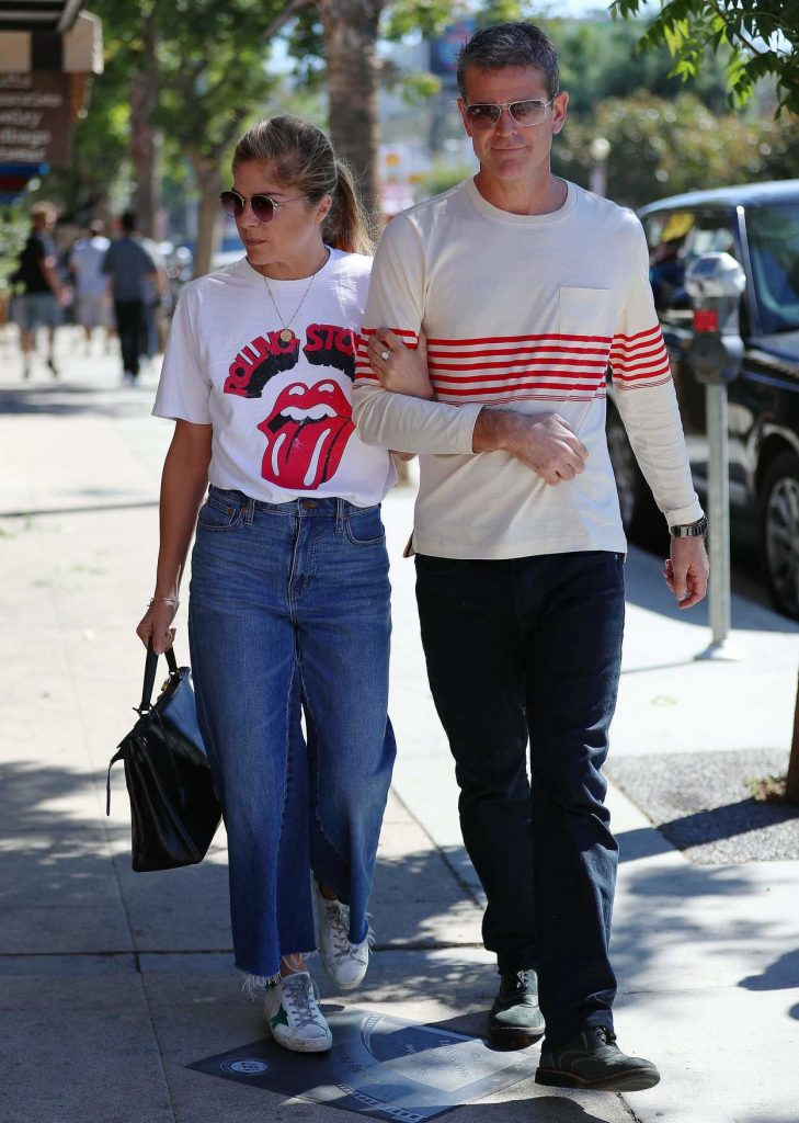 Selma Blair Was Seen Out with Boyfriend in Studio City 10 ...