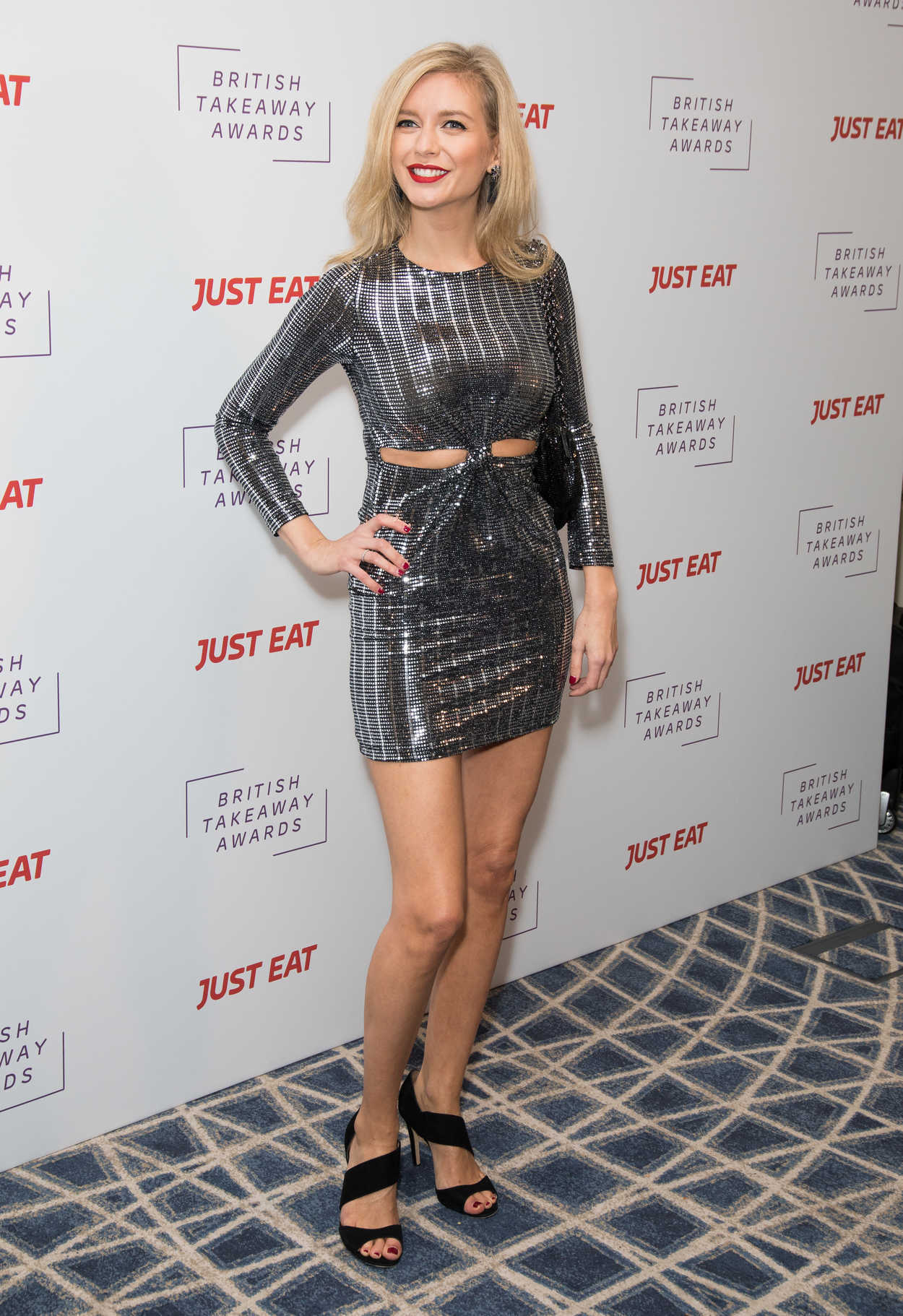 Rachel Riley Attends the British Takeaway Awards in London ...