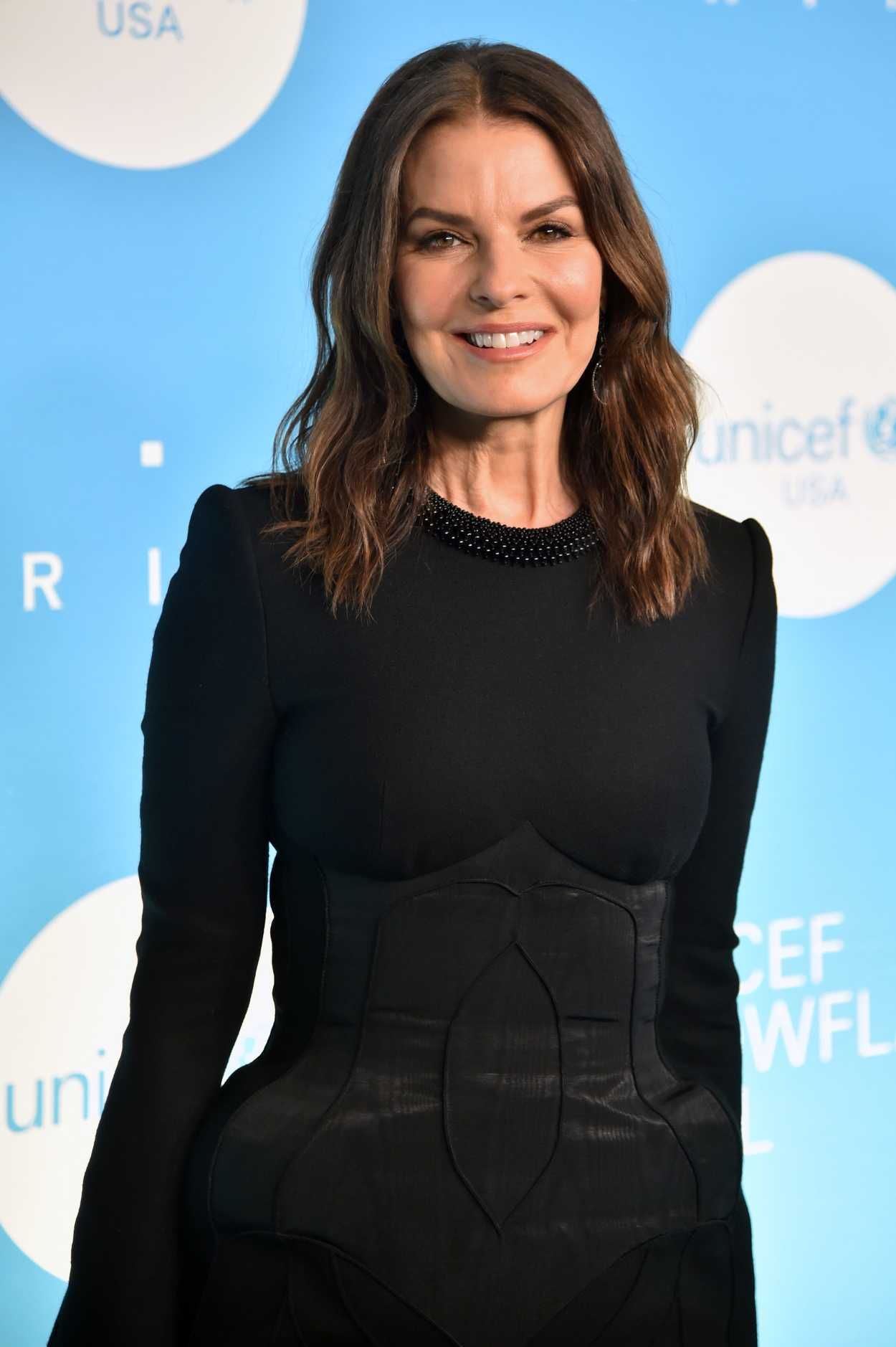 Sela Ward Attends The 14th Annual Unicef Snowflake Ball In