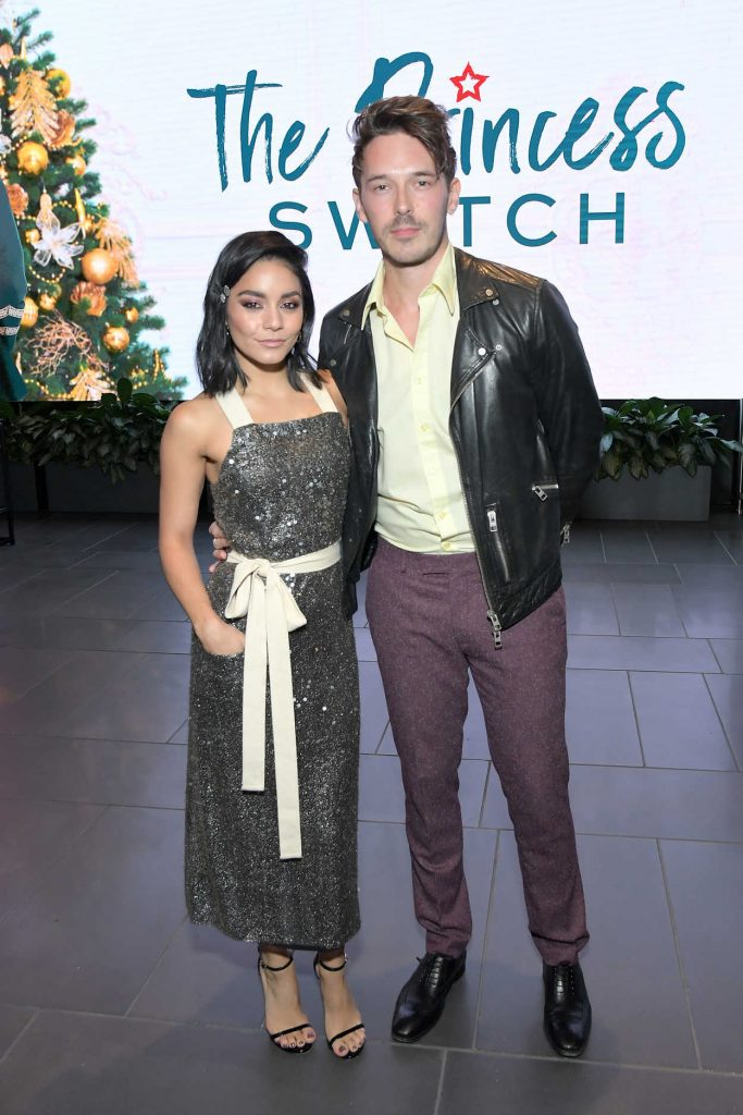 Vanessa Hudgens Attends The Princess Switch Special ...