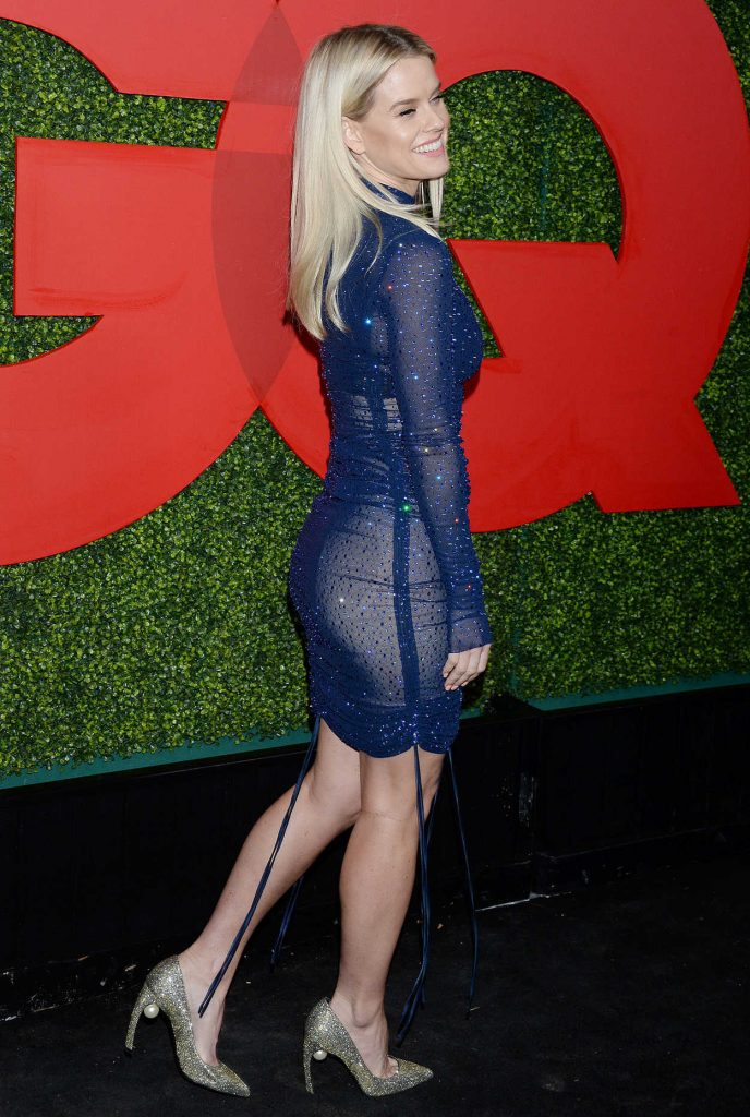 Alice Eve Attends GQ M...