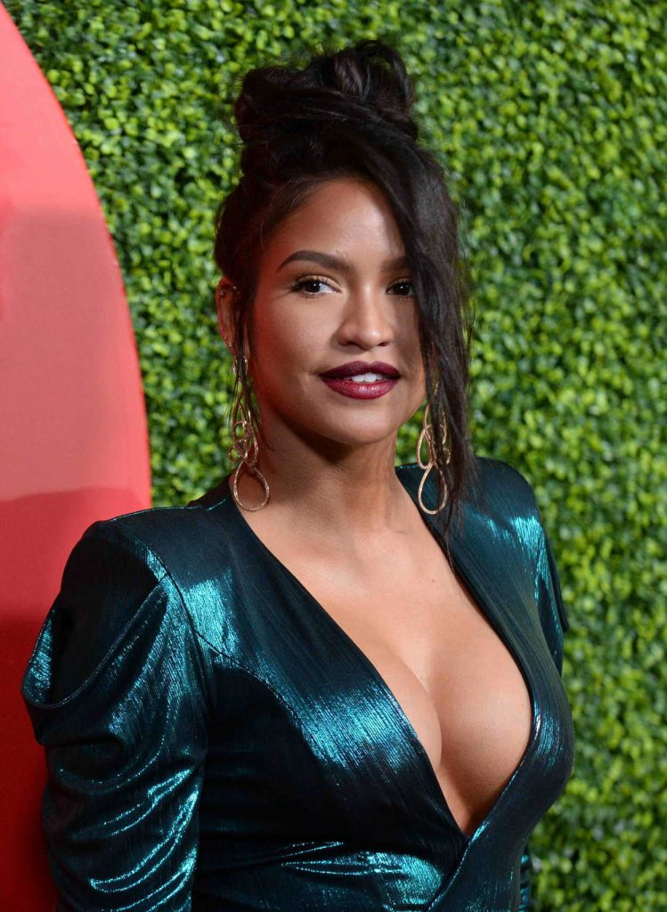 Cassie Ventura Attends Gq Men Of The Year Party In Beverly