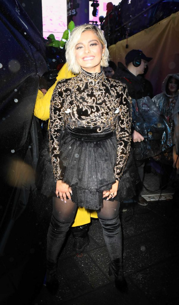 Bebe Rexha Night Out in New York City 12/31/2018 ...