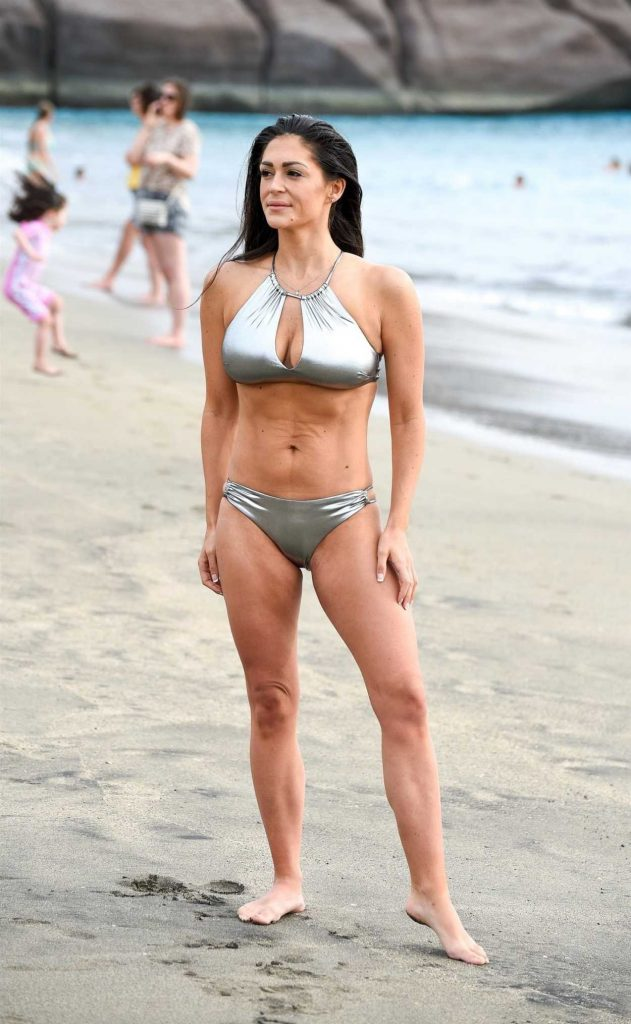 Casey Batchelor in Bikini