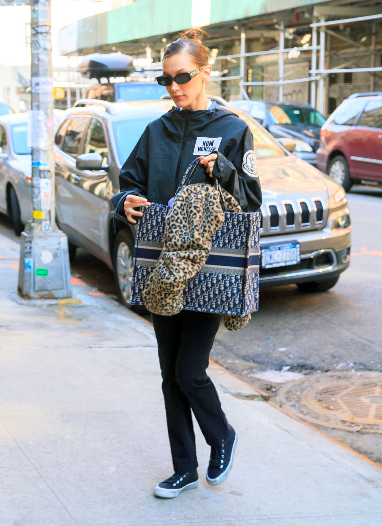 Bella Hadid Was Seen Out In New York City 02 10 2019