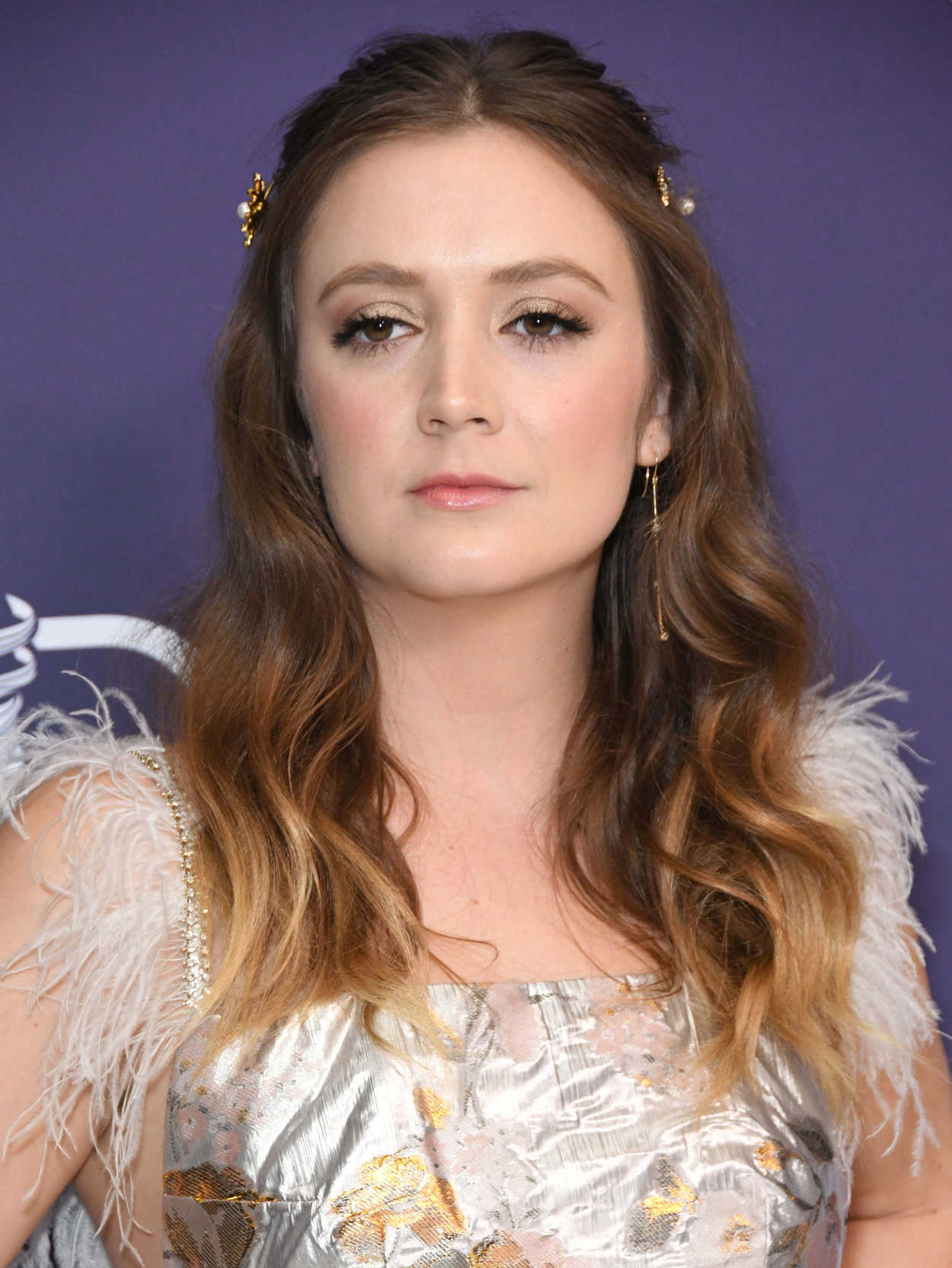 Billie Lourd Attends the 21st Costume Designers Guild ...