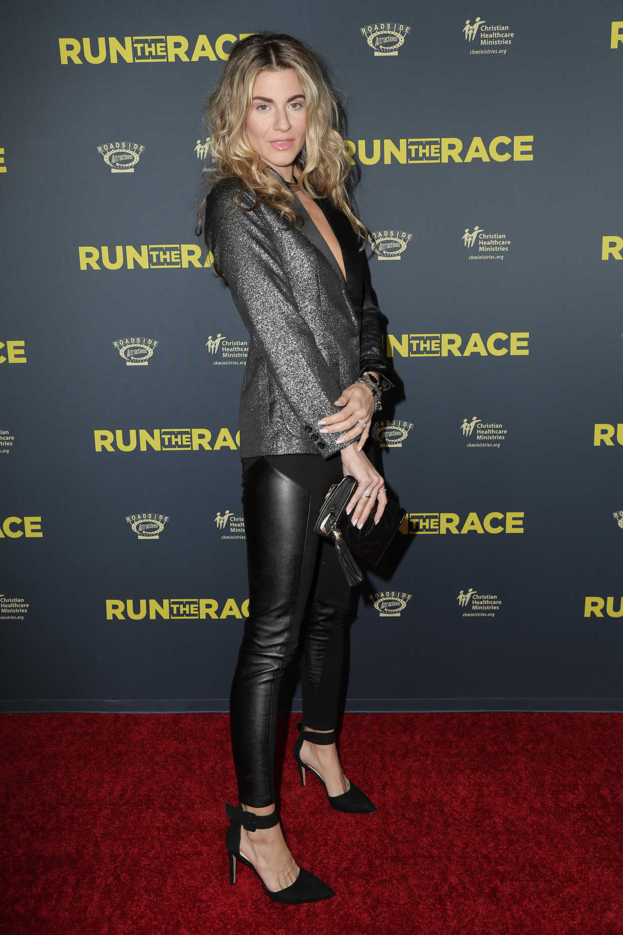 Rachel McCord Attends Run The Race Premiere in Hollywood ... Romantic