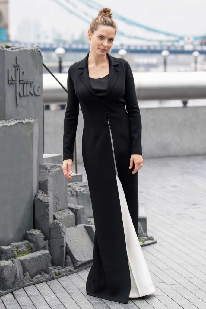 Rebecca Ferguson Attends The Kid Who Would Be King ...