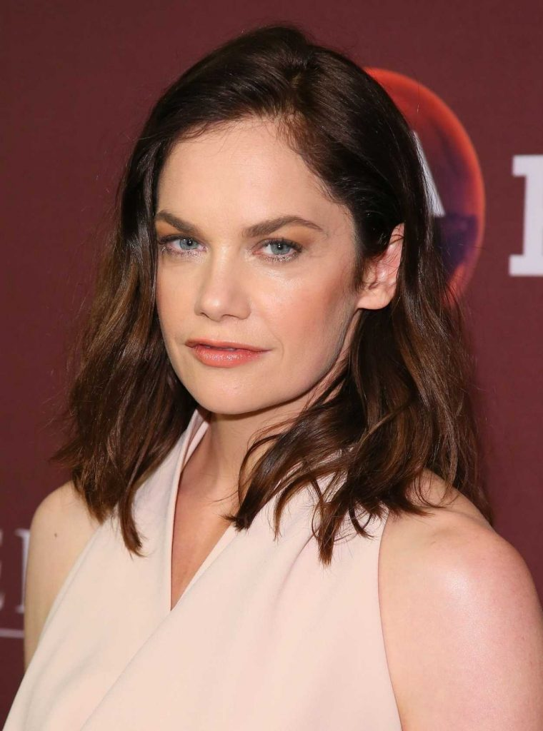 Ruth Wilson Attends Wi...