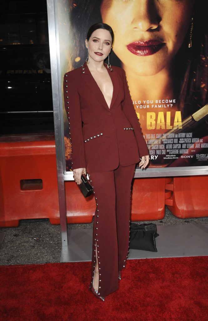Sophia Bush Attends Miss Bala Premiere in Los Angeles 01 ...