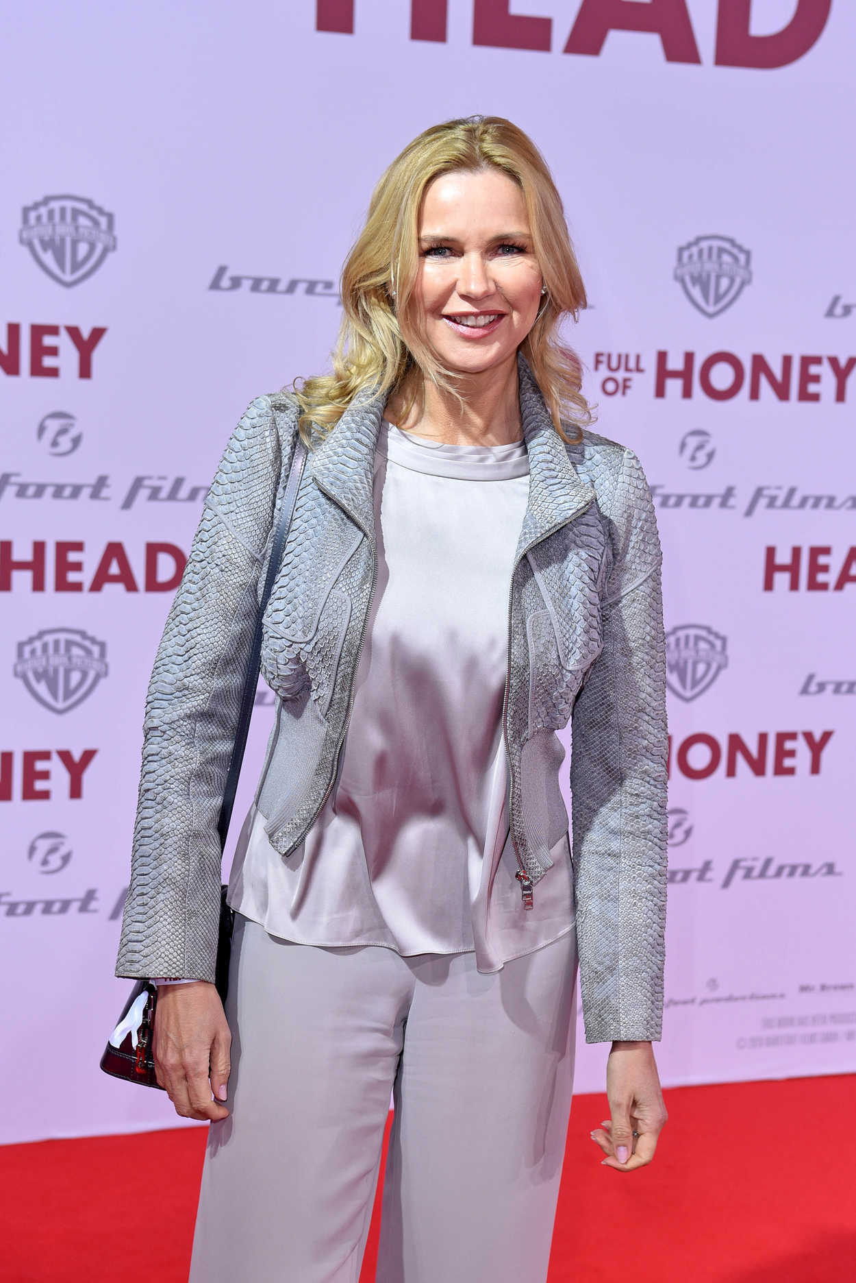 Veronica Ferres Attends the Head full of Honey Premiere at ...