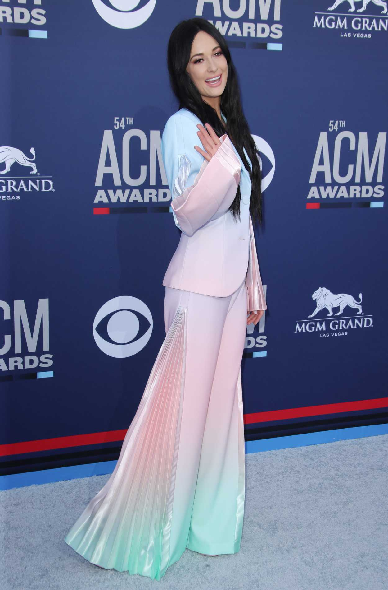 Kacey Musgraves Attends The 54th Academy Of Country Music
