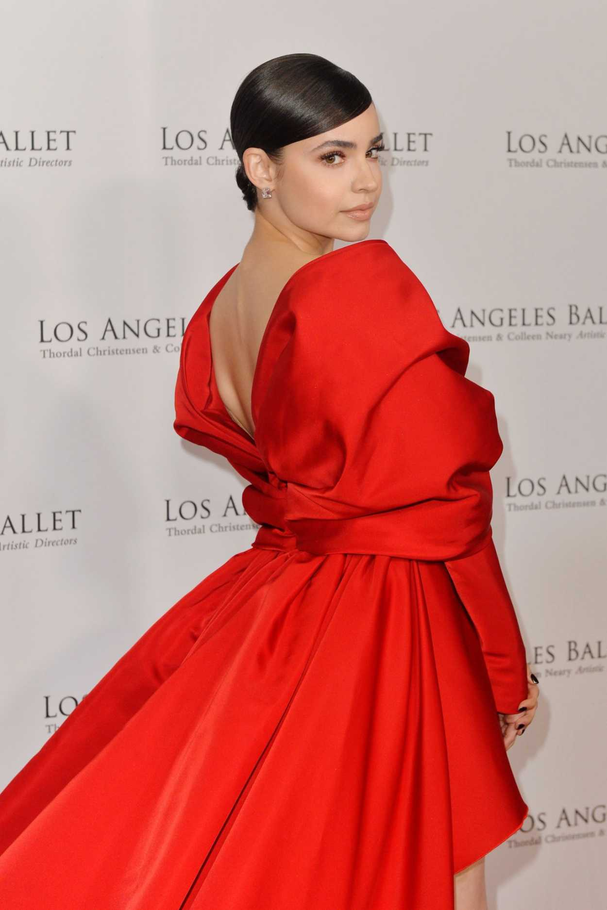 Sofia Carson Attends 2019 Los Angeles Ballet S Gala At The