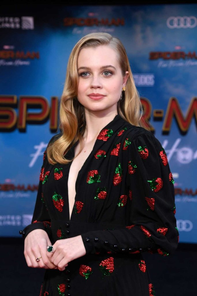 Angourie Rice Attends The Spider Man Far From Home