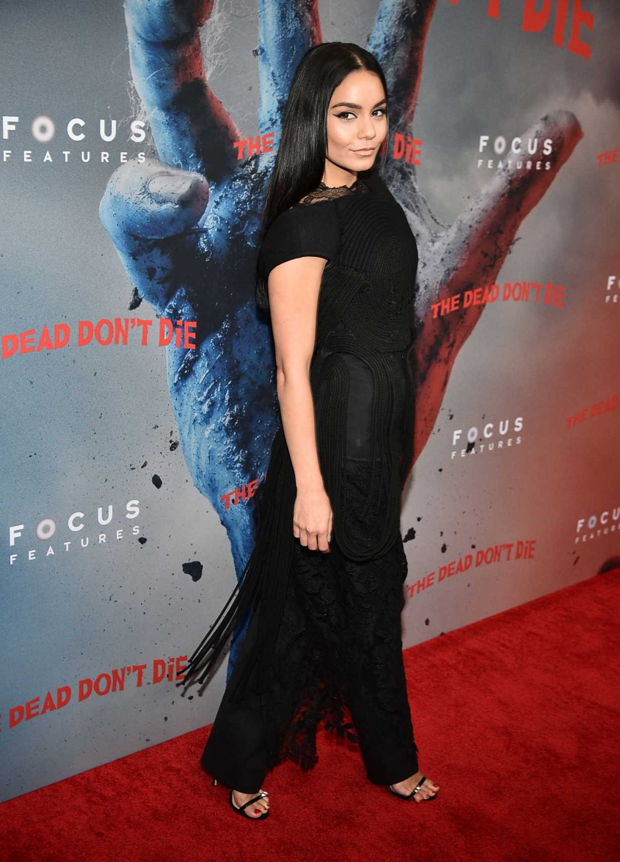 Vanessa Hudgens Attends The Dead Don T Die Premiere At The