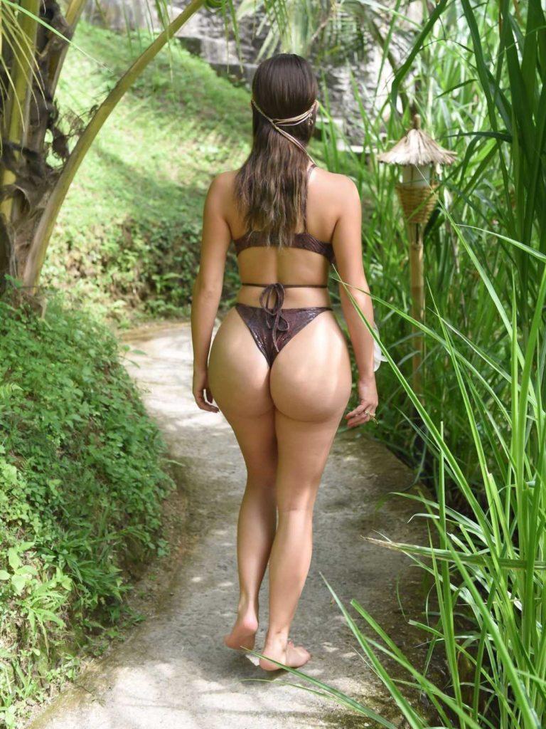 Demi Rose in Bikini