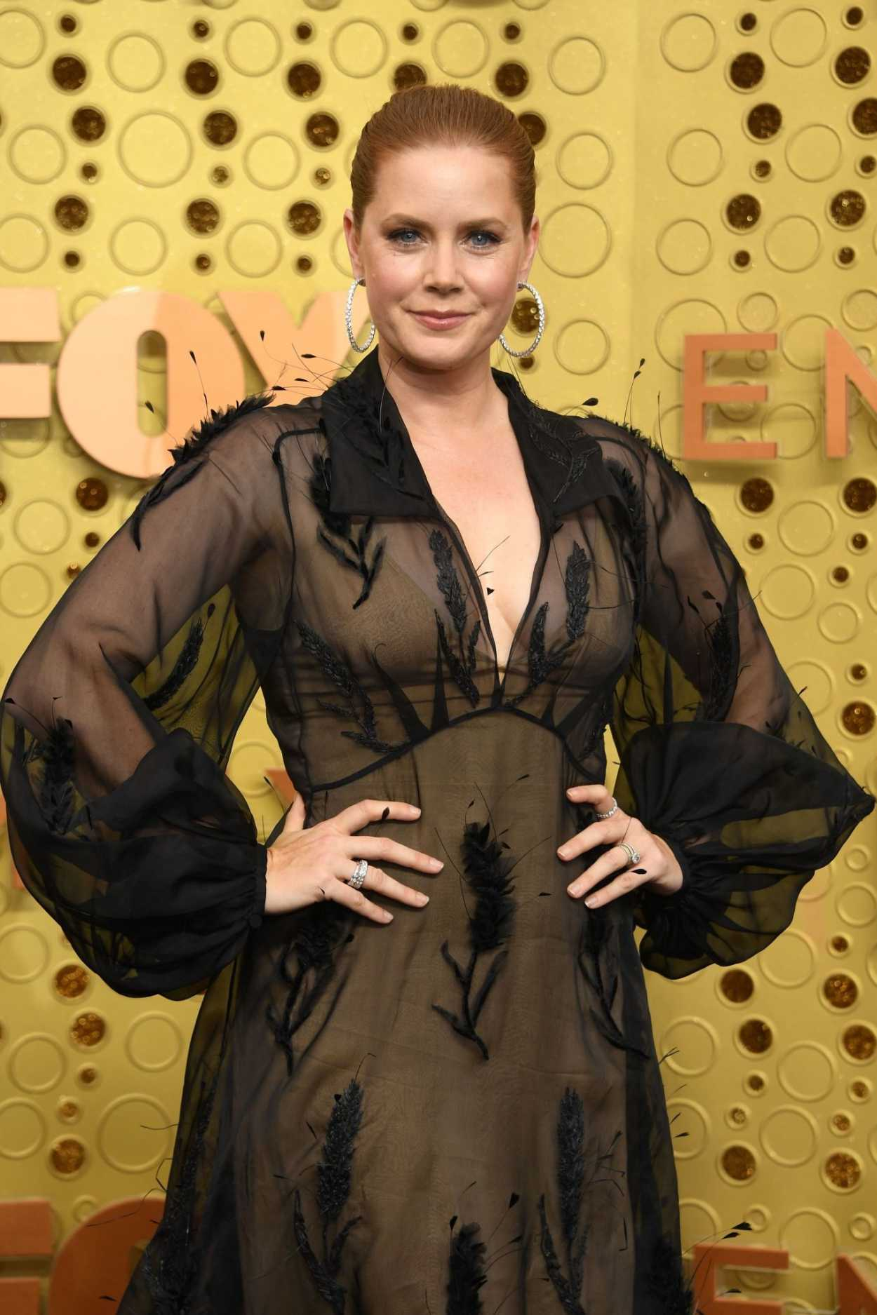 Amy Adams Attends the ...