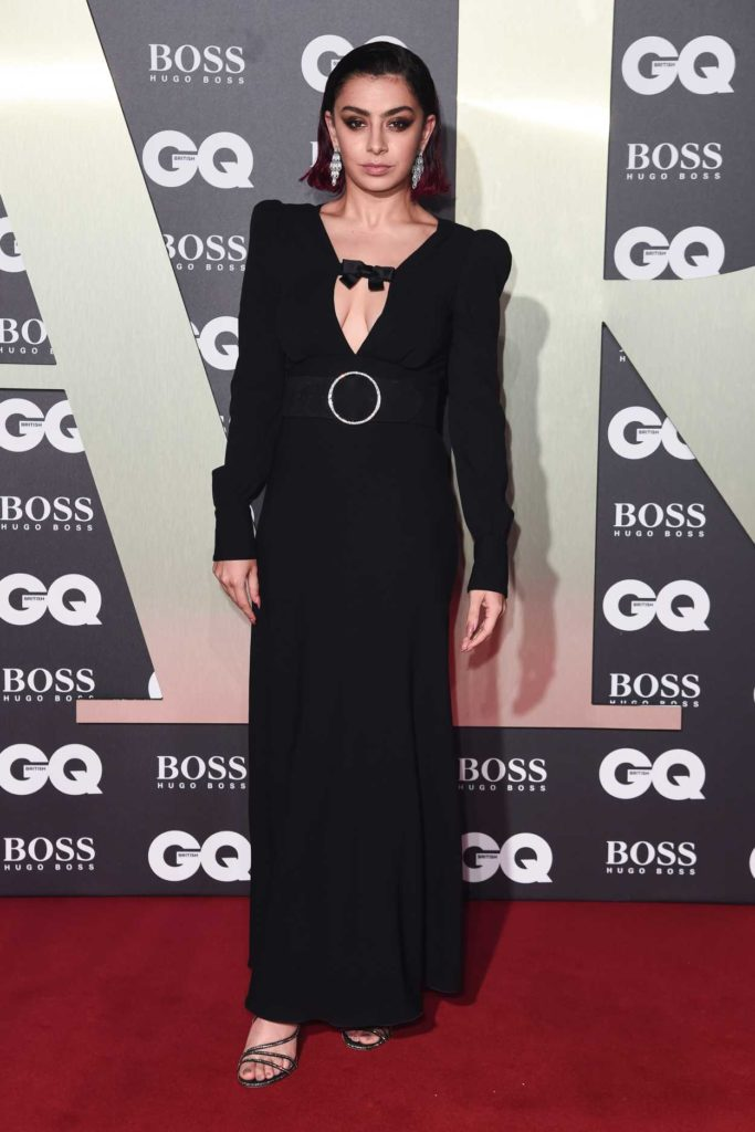 CHARLI XCX at GQ Men of the Year 2019 Awards in London 09
