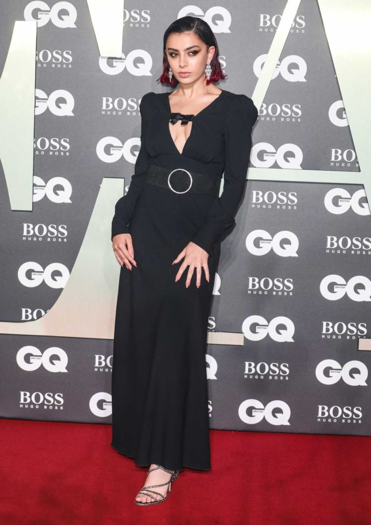Charli XCX - GQ Men of the Year Awards in London 09/05