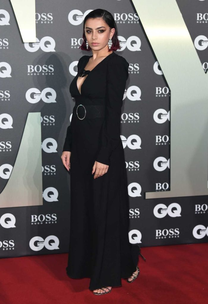 CHARLI XCX at GQ Men of the Year Awards in Madrid 11/21