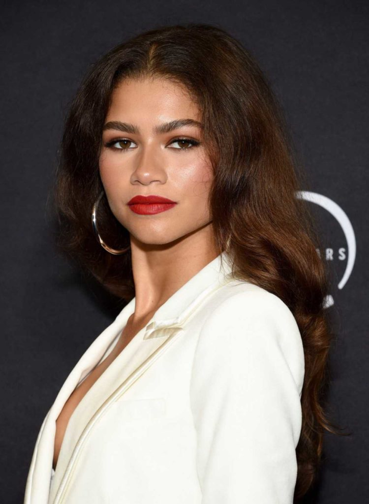 Holland And Holland >> Zendaya Attends Save the Children's Gala in New York 09/12 ...