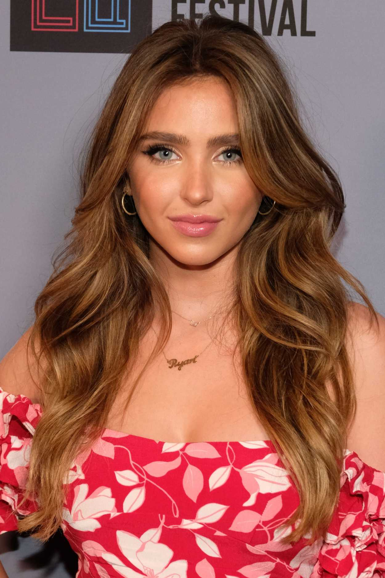 Ryan Newman Attends the Sum of Us Screening in Los Angeles