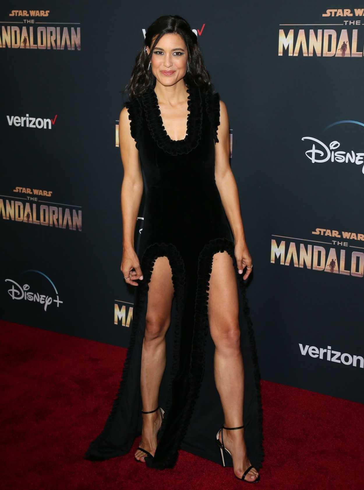 JULIA JONES at The Mandalorian Premiere in Los Angeles 11