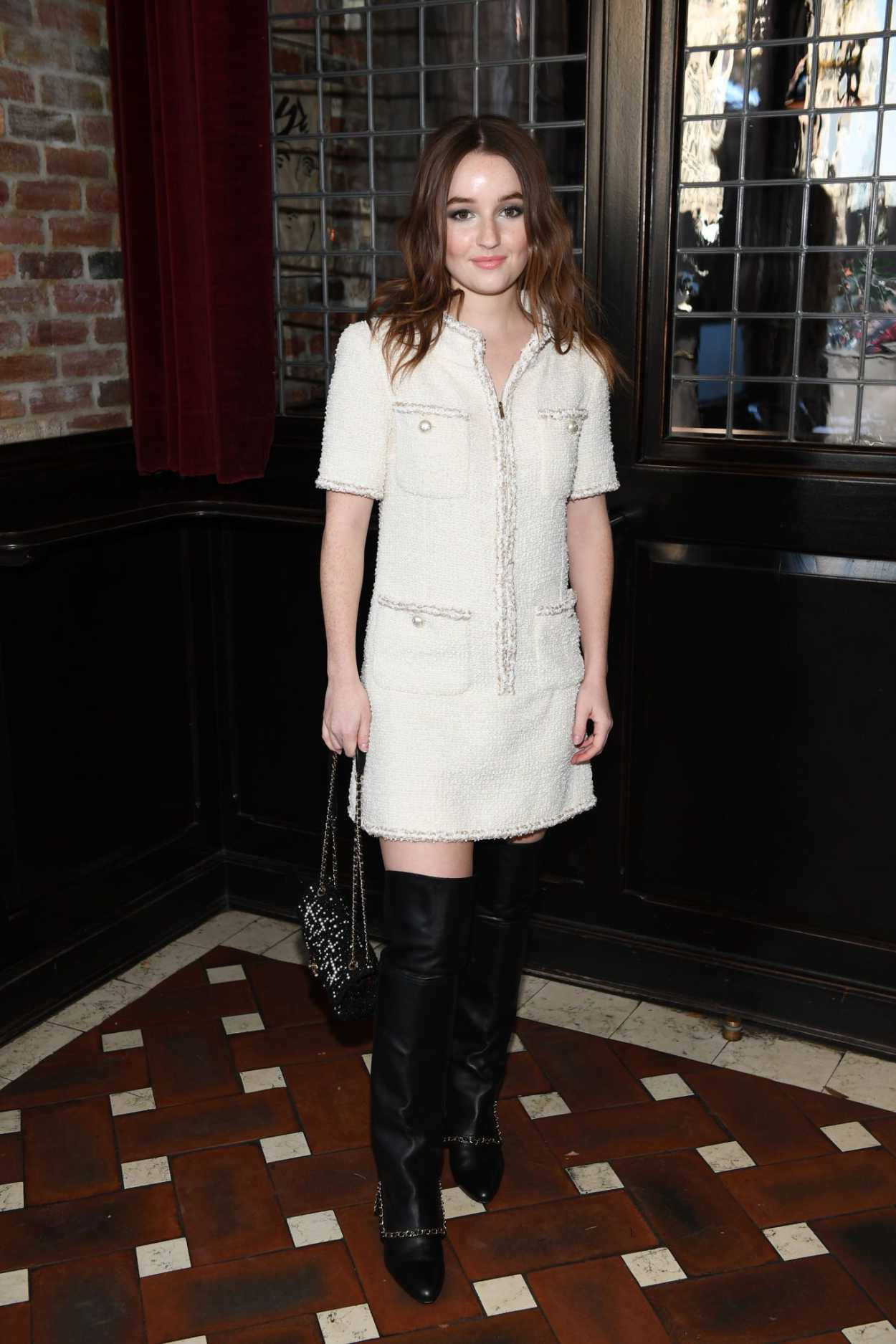 Kaitlyn Dever Attends the Through Her Lens: The Tribeca