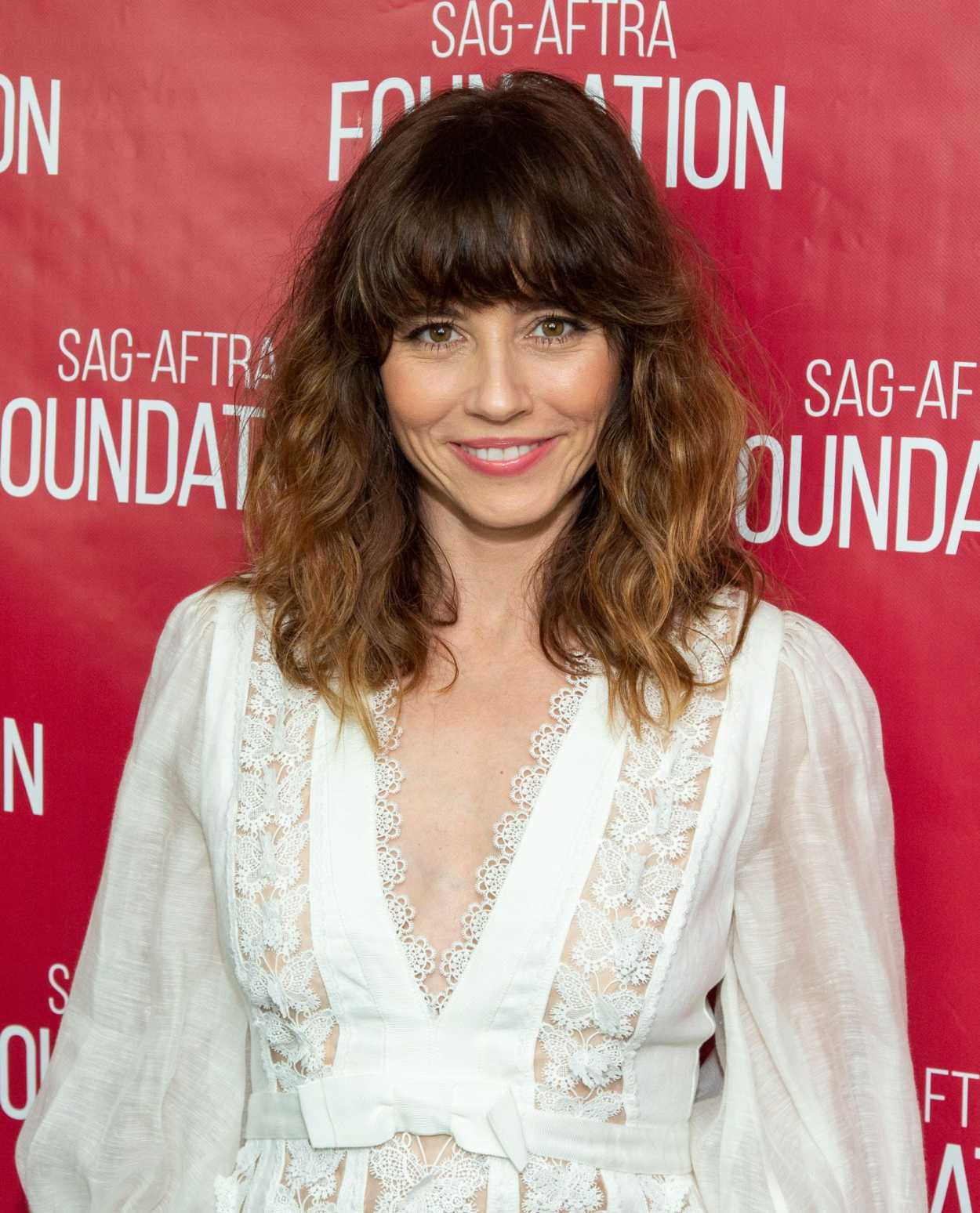 Linda Cardellini Attends The SAG-AFTRA Foundation