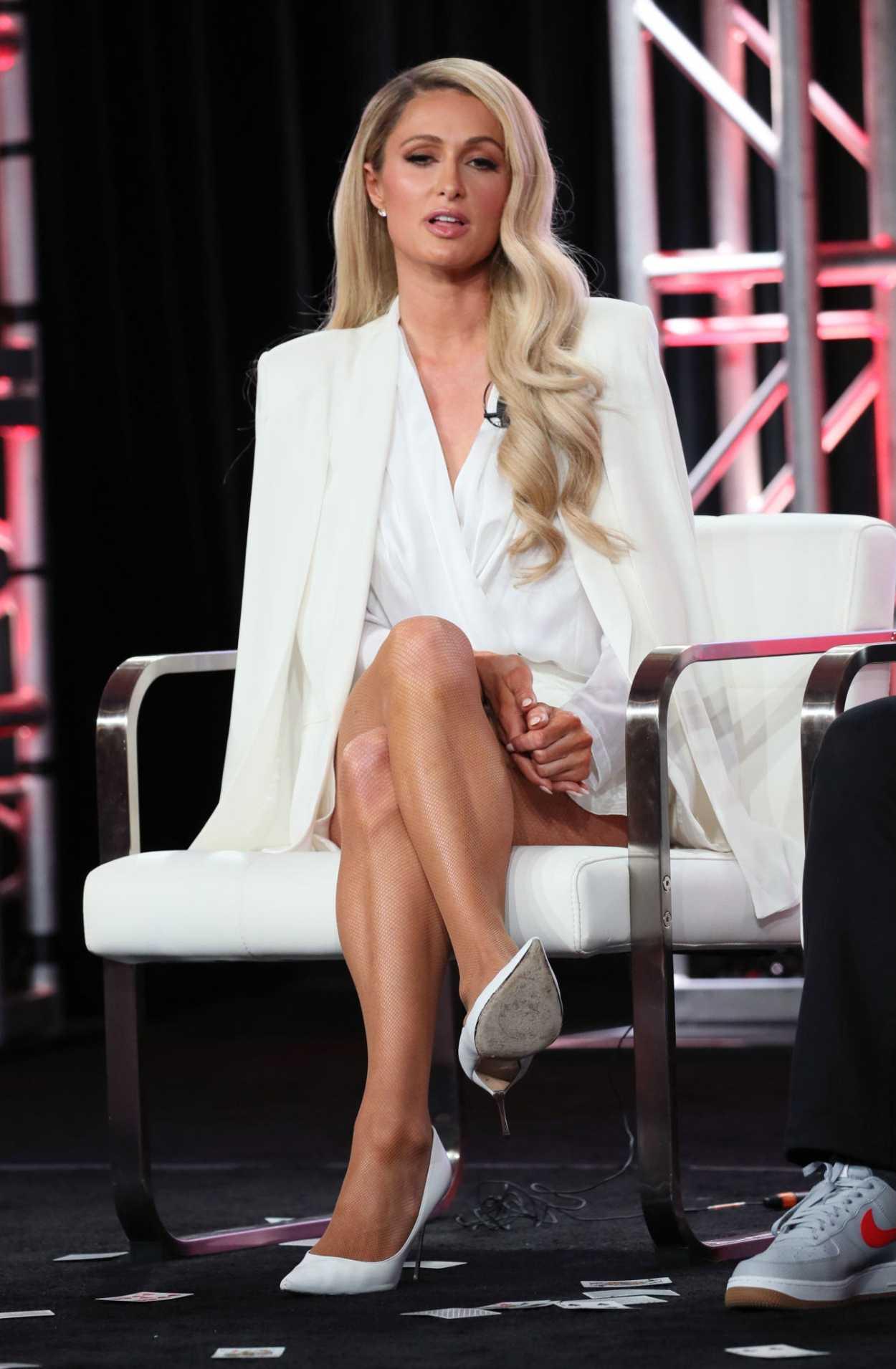 Paris Hilton Attends 2...