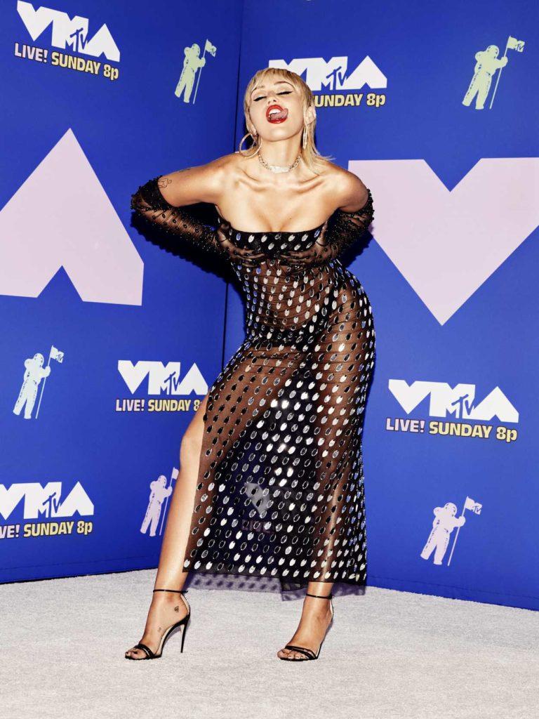 Miley Cyrus Lesbe