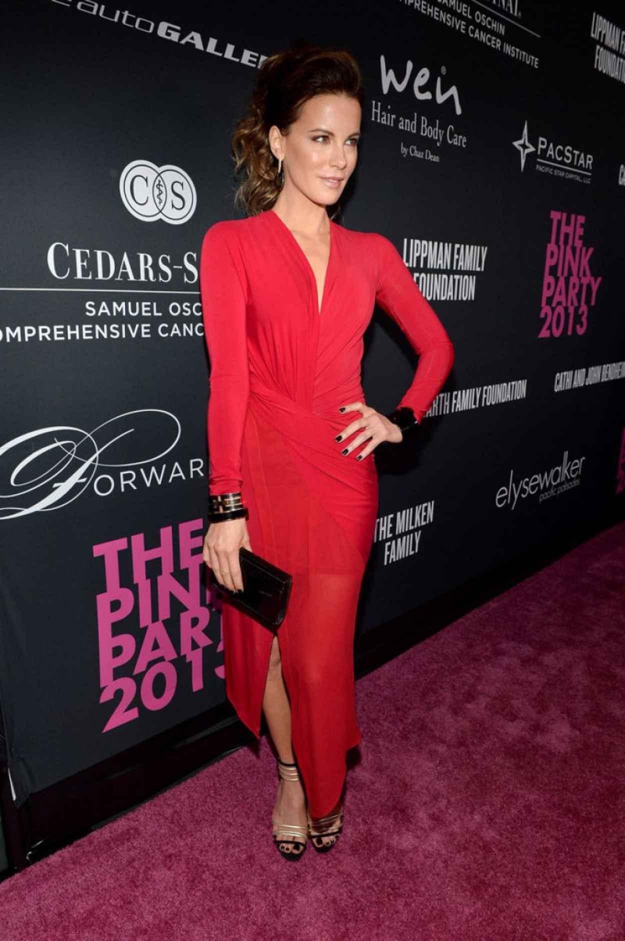 Kate Beckinsale - Elyse Walker Presents The Pink Party 2015-5