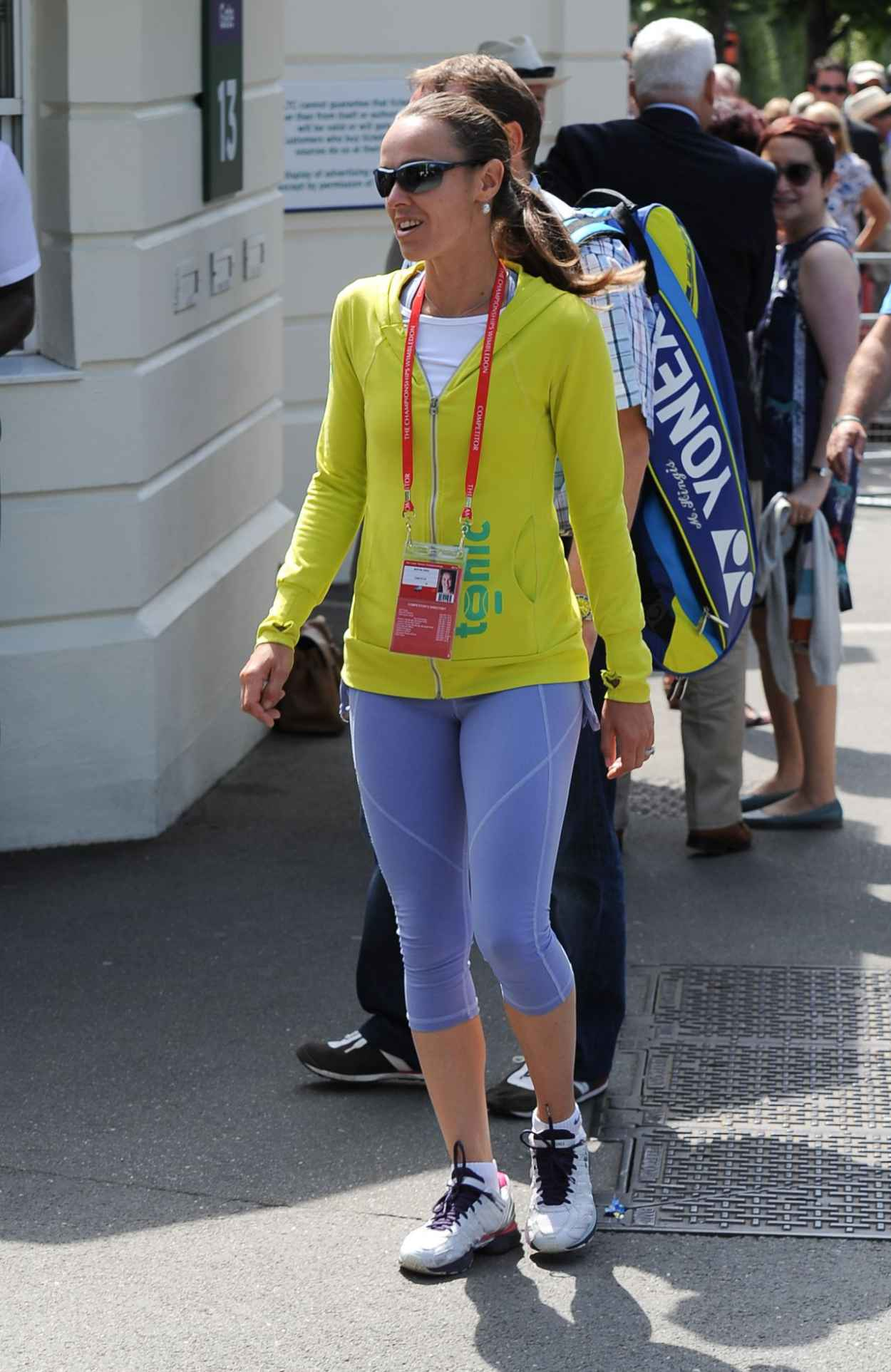 Martina Hingis - Wimbledon Championships 2015 - July 2nd-2