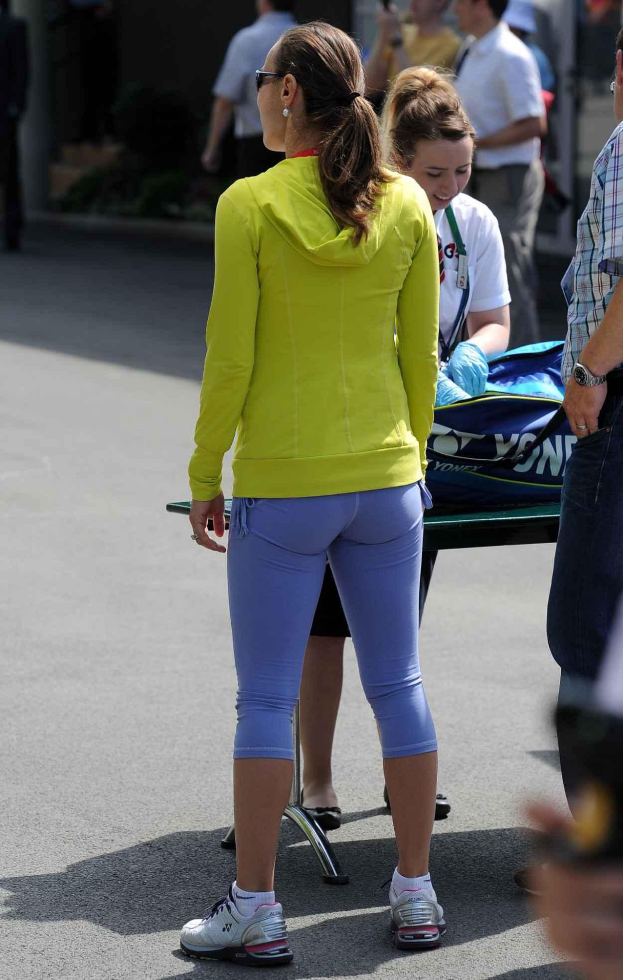 Martina Hingis - Wimbledon Championships 2015 - July 2nd-1