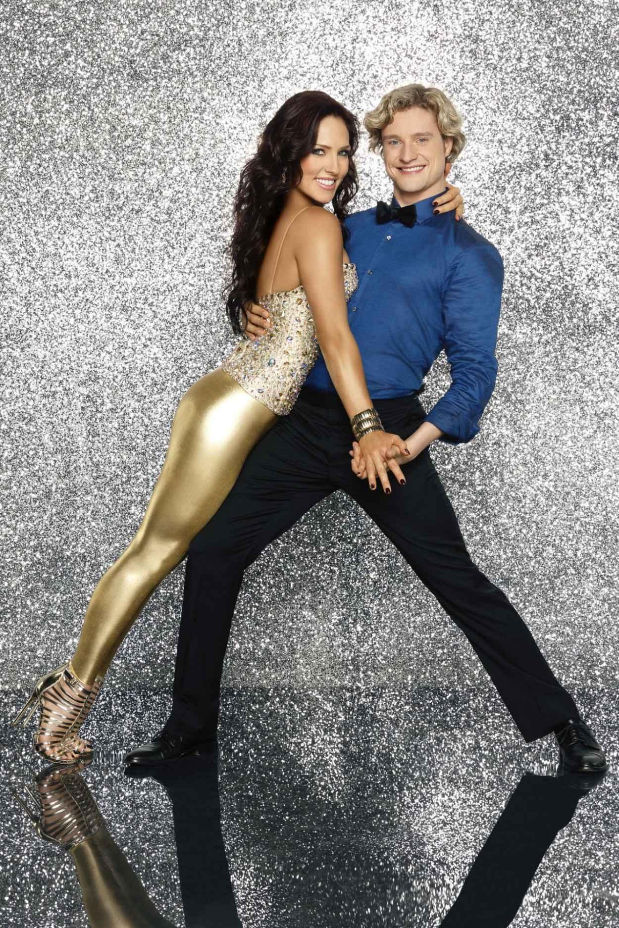 Sharna Burgess - Dancing with the Stars - Season 18 - Promo Photo-1