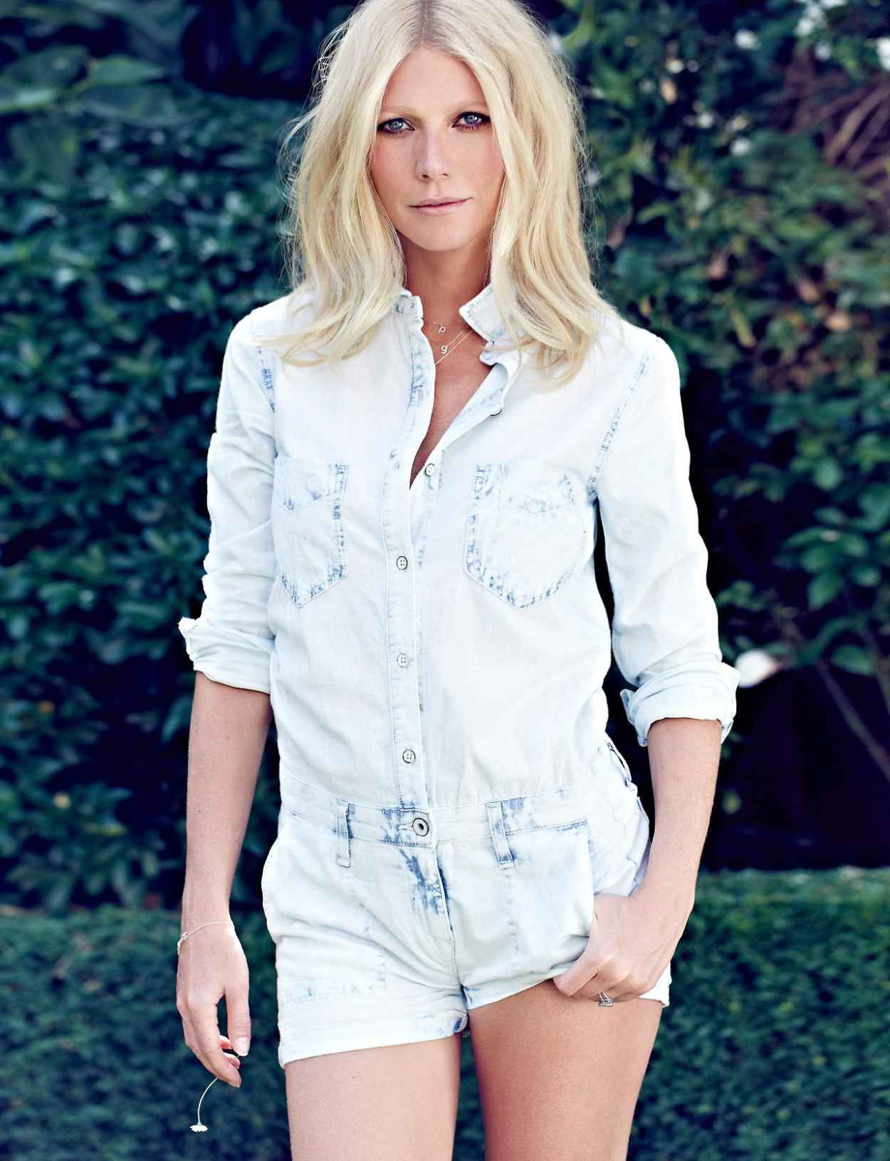Gwyneth Paltrow - Max Abadian Photoshoot for RED Magazine - September 2015-1