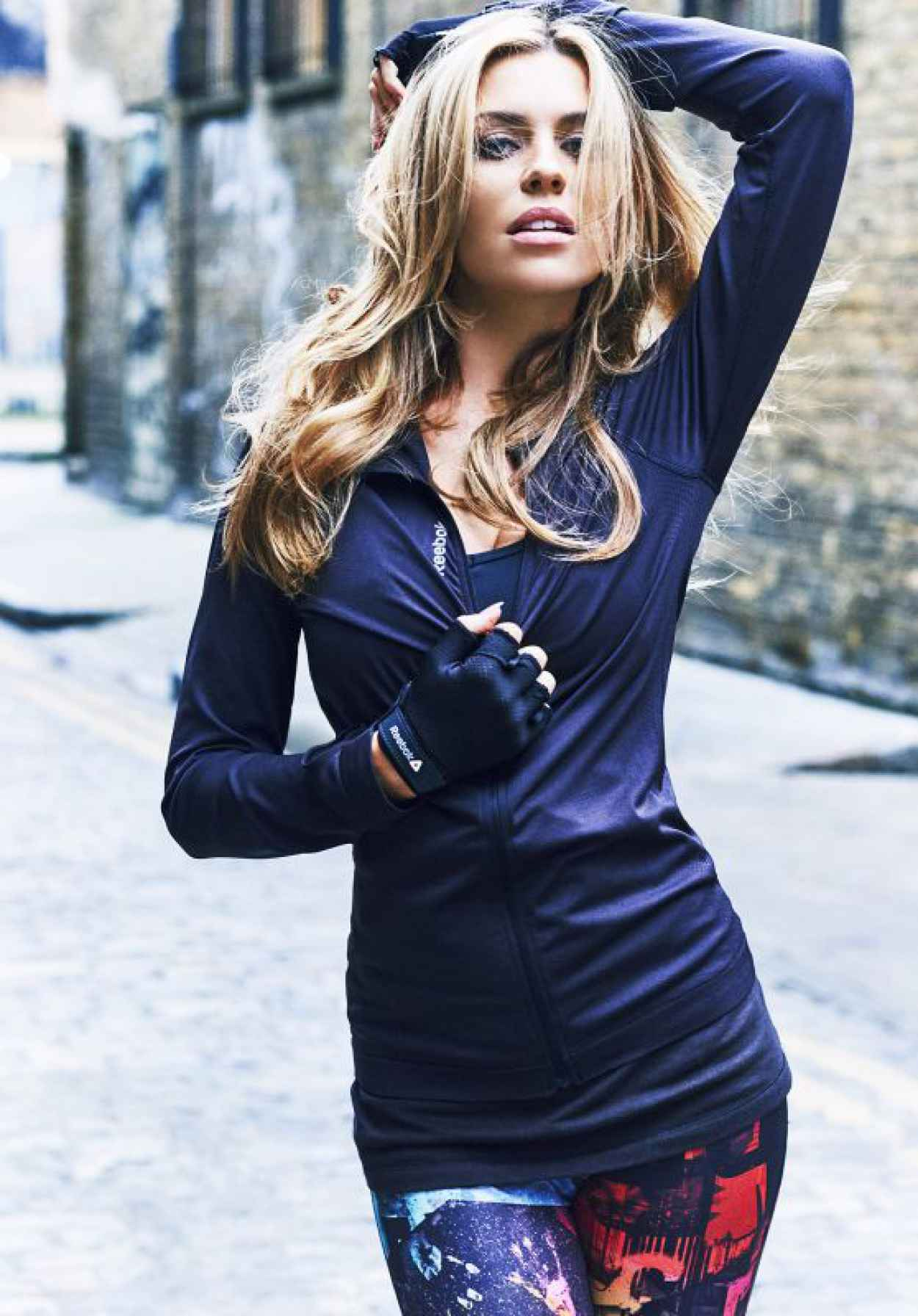 Abbey Clancy - Reebok Autumn Winter 2015-1