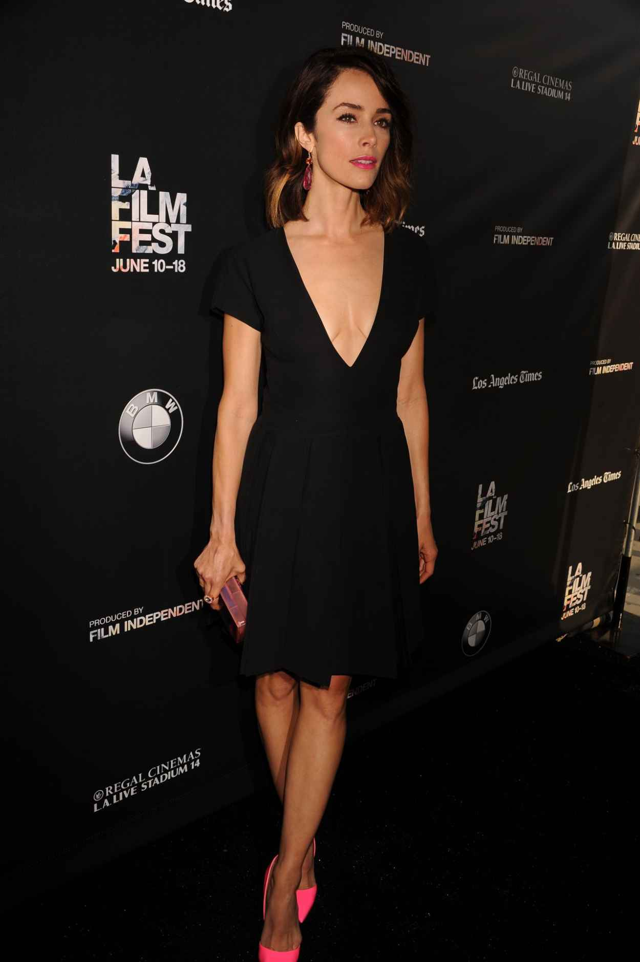 Abigail spencer a beautiful now screening in los angeles for Beautiful in los angeles