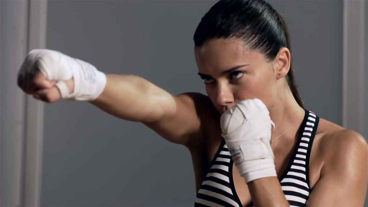 Adriana Lima - Angels in Action Video-1