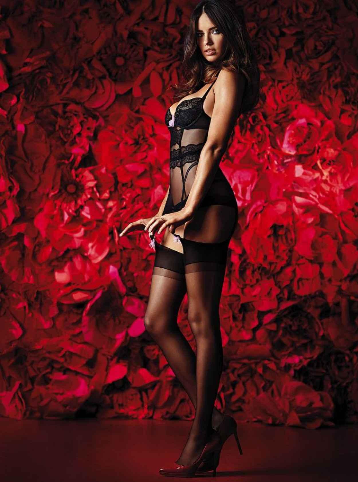 Adriana Lima - Victorias Secret - January 2015-1