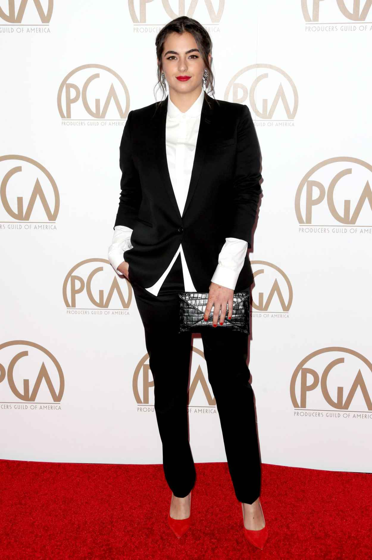 Alanna Masterson - 2015 Producers Guild Awards in Los Angeles-1