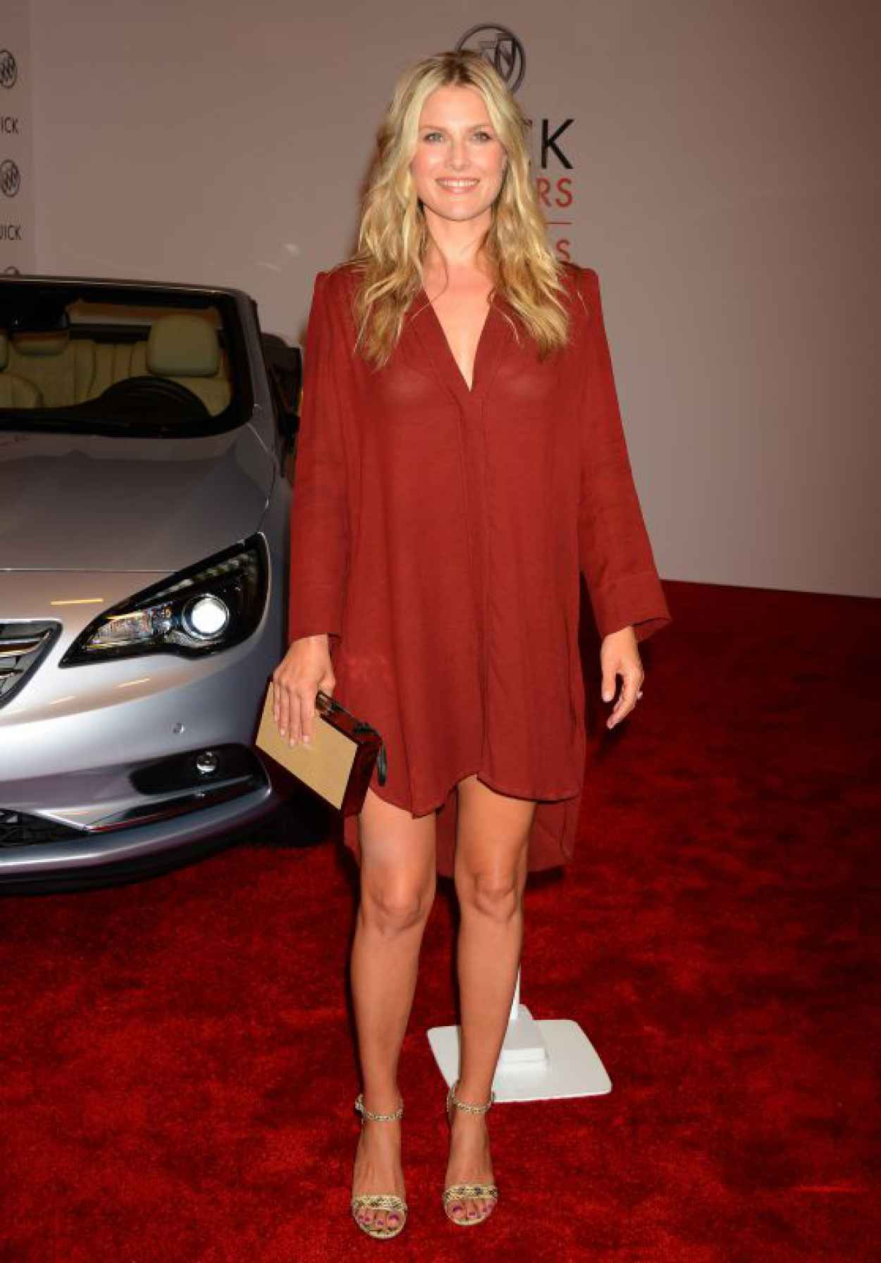 Ali Larter - 24 Hours of Happiness Test Drive Event at Ace Museum in Los Angeles-1