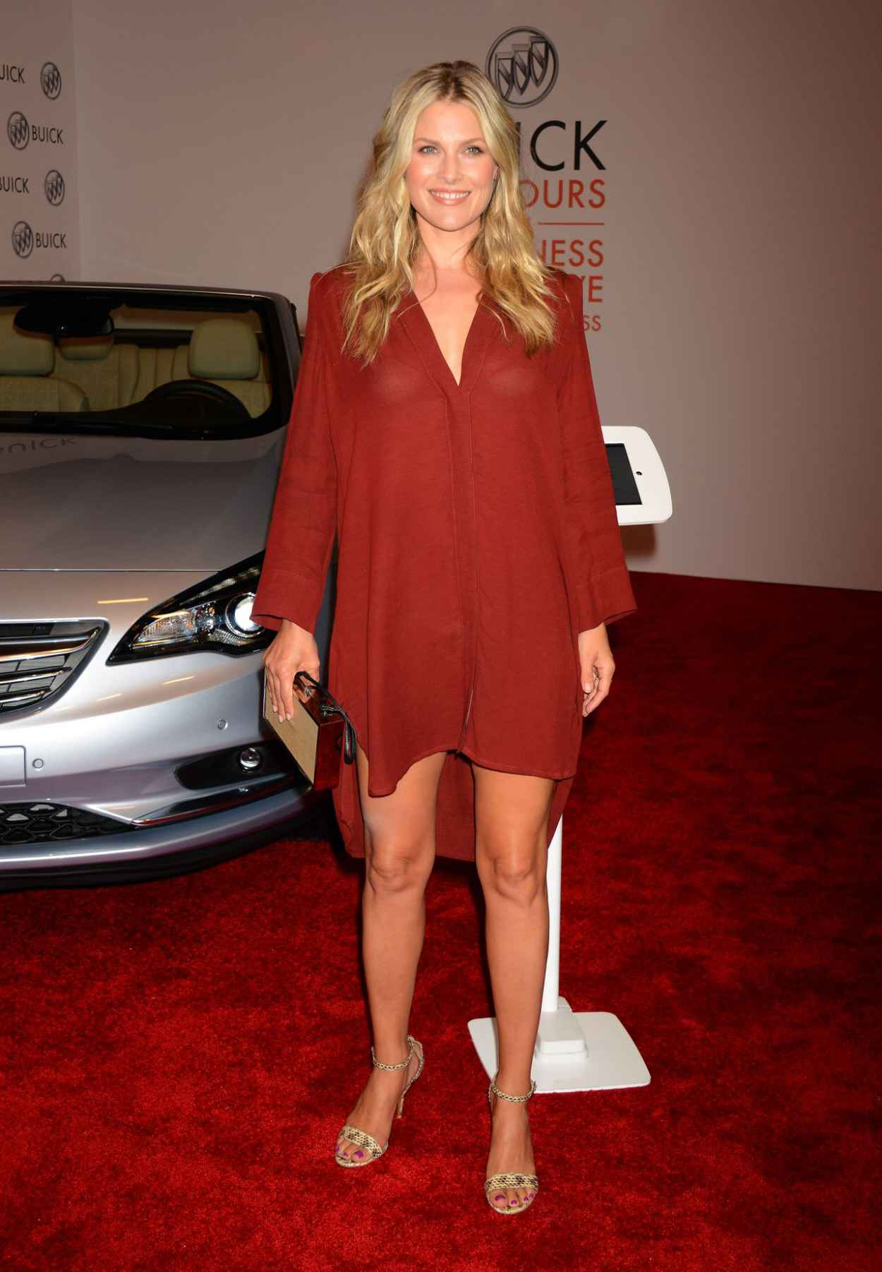 Ali Larter - 24 Hours of Happiness Test Drive Event at Ace Museum in Los Angeles-2