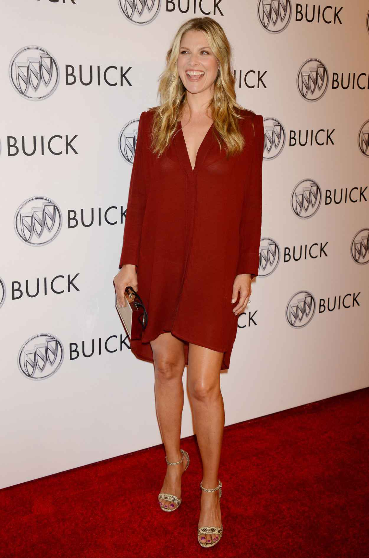 Ali Larter - 24 Hours of Happiness Test Drive Event at Ace Museum in Los Angeles-4