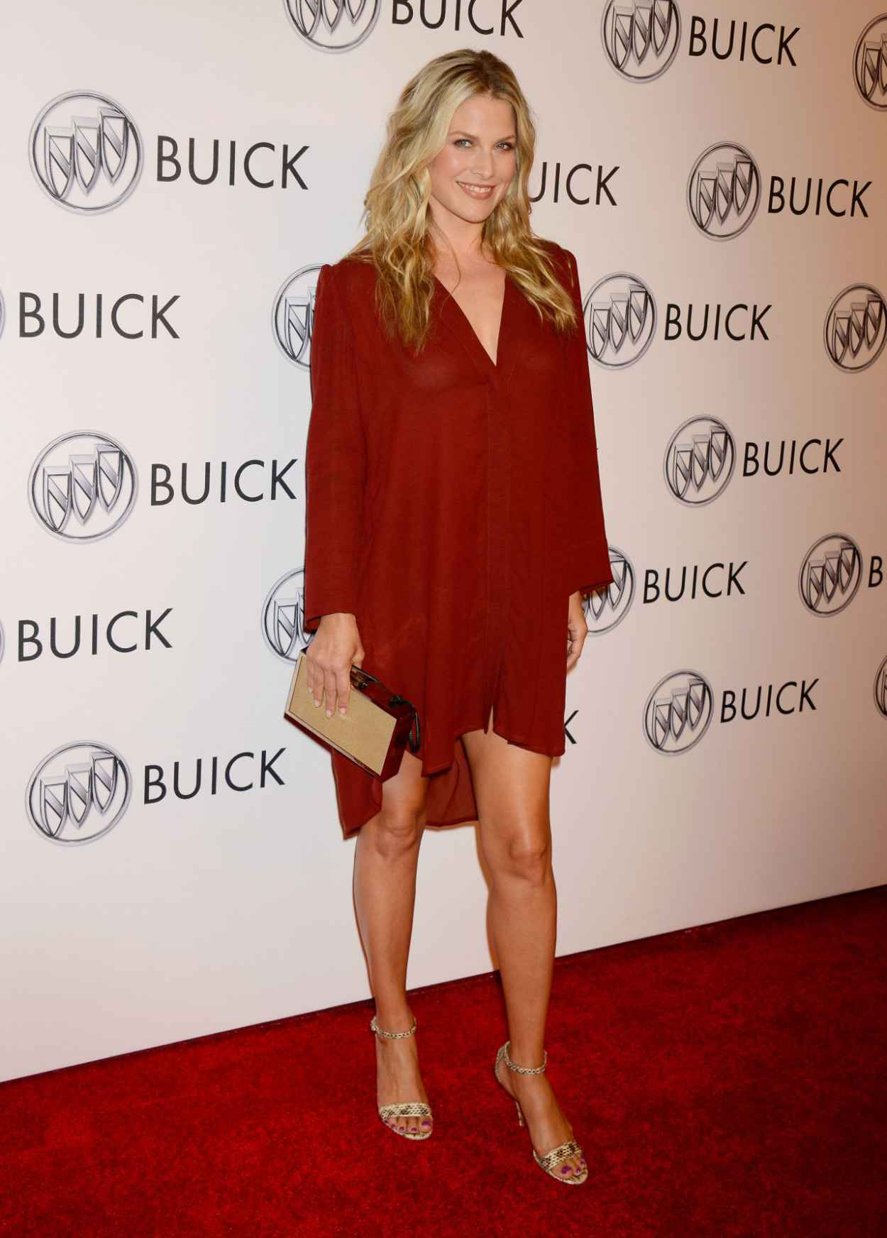 Ali Larter - 24 Hours of Happiness Test Drive Event at Ace Museum in Los Angeles-5