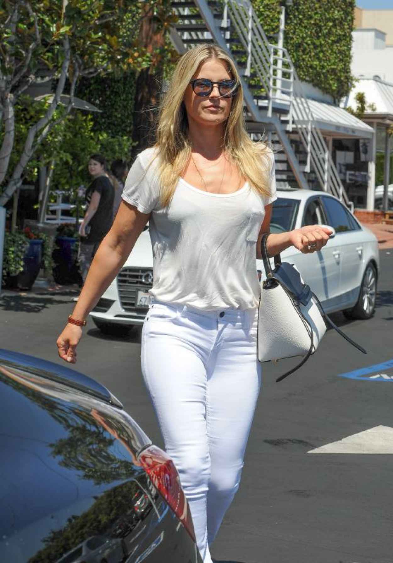 Ali Larter Casual Style - Leaving Fred Segal in West Hollywood, July 2015-1